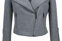 J'AMY TARR // Moto Jackets / All items available at www.jamytarr.com