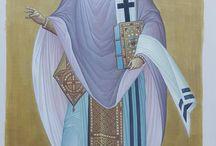Άγιος Διονύσιος ό Αρεοπαγίτης- Saint Dionysius the Areopagite