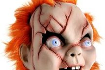 Chucky Costume / Chucky is a killer good guy doll, that had his soul transferred into the doll by using voodoo. Despite his small size, Chucky has the strength of a full grown man. Here In this Board You Can Discover Chucky Halloween Costumes And Toys.