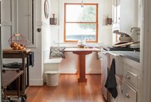 A Humble Abode: Kitchens