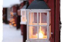 Lanterne e portacandele
