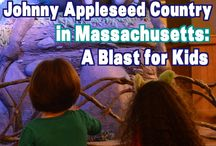 New England for Families / We've got the road-trip ready scoop on lots of family destinations in Massachusetts, Rhode Island, Connecticut, Vermont, New Hampshire and Maine!