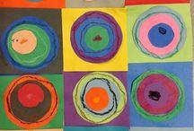 A R T I S T // K A N D I N S K Y / Artist Wassily Kandinsky