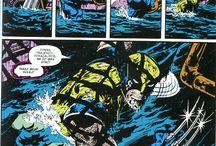 Komiksy Comicbooks Graphic Novels