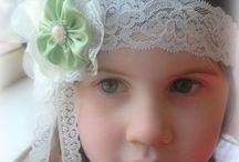 Pretty Missy Moo Accessories / Handmade Hair Accessories