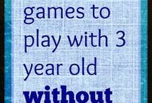 play with 3yo