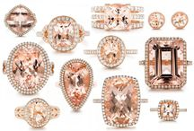 Morganite & All Things Pink / This board is dedicated to morganite engagement rings, morganite bridal jewelry, and all things pink.  / by Joseph Jewelry