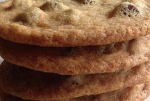 Chocolate chip cookies crispy
