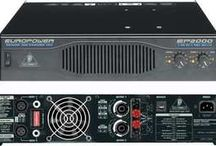 Power Amplifiers / Power Amps