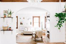 White Walls Decor