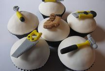 Boy's Construction Party / construction   boy   birthday   party   ideas   cake   decorations   themes   supplies   favor   invitation   cupcakes