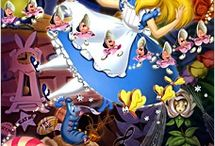 Alice in Wonderland / Posters