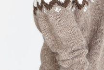 Зимние свитера