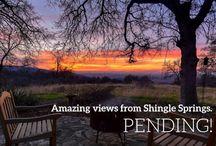 Shingle Springs California Real Estate