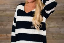 Trends We Love: Sweaters / NEW ARRIVALS DAILY! Go to >>> www.glamourfarms.com to purchase and see even more!