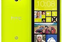 HTC 8X Yellow Windows Phone Deals