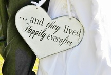 Wedding Wishes - Wonderful!  /  ((Formerly Megan's board, but she is now happily married!)) / by Melissa Rolf