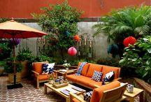 Outdoor Spaces / by Valorie Hart