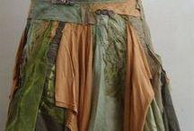 Falda de trapos