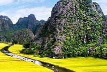 Honeymoon / Honeymoon ideas for SE Asia. Vietnam, Cambodia, Thailand, Laos, Indonesia.