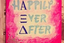 That Srat Life- AXiD / Alpha Xi Delta!  / by Emily Medcalf