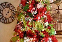 Christmas tree ideas / by Laken Bell