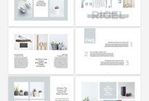 DESIGN ‣ BOOKLETS