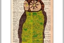 I ♥ owls / by Emily Hurst