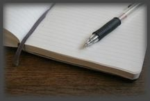 Writing / Tips, products and other writing related stuff. / by Dayna Verstegen