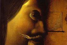 Salvador Dalí :3