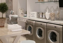 Laundry Room / by Crystal O'Morrow