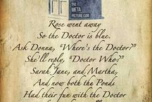 Doctor Who / by Tiffany Parker