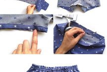 Clothes for Children (Dresses, Bloomers, Hat & Shoes)