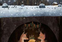 illustrazione / by Elena Cherubin