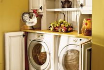 Home Sweet Home ~ Laundry Room / by Paige Van Wagoner