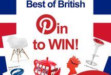 Best of British / Best of British Themed Room #bestofbritish