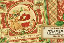 'Twas the Night Before Christmas / by Graphic 45®
