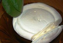 Сыры и другие молокопродукты в домашних условиях