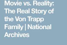 Austria - Von Trapp Family - Sound of Music reality and film