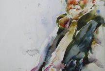Charles Reid Paintings