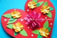 День Влюблённых и Валентинки