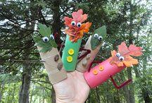 podzim tvoření pro děti