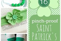 St. Patrick's Day / St. Patrick's Day decorations, kids activities, crafts and treats