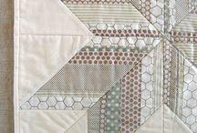 mini quilt inspiration / ideas for quilt swaps