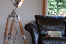 Beleuchtung Industrial Vintage II / Coole Beleuchtungssysteme und Ideen