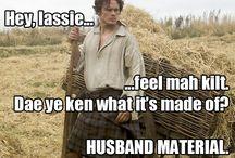 My Scottish highlander