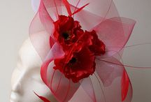 Gorgeous fascinators