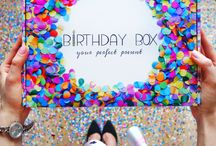 Birthday Box - URODZINOWA NIESPODZIANKA