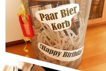 Geburtstagsgeschenke ❤