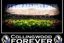 Collingwood Football Club / by Just Social